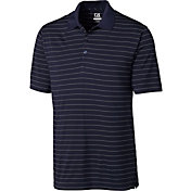 Cutter & Buck Men's DryTec Franklin Stripe Golf Polo - Big & TAll