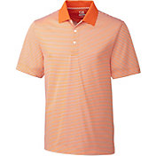Cutter & Buck Men's Trevor Stripe Golf Polo - Big & Tall