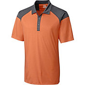 Cutter & Buck Men's CB DryTec Chelan Colorblock Golf Polo