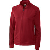 Cutter & Buck Women's DryTec Edge Full-Zip Golf Jacket