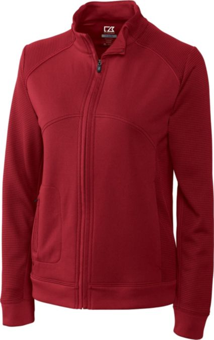 Cutter & Buck Women's DryTec Edge Full-Zip Jacket