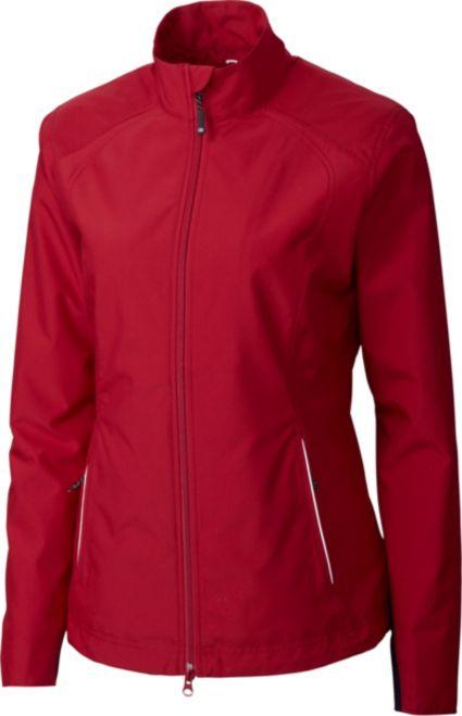 Cutter & Buck Women's WeatherTec Beacon Full-Zip Jacket