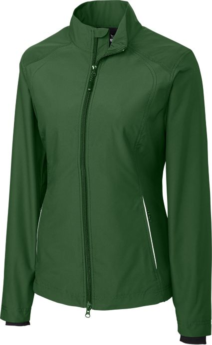 Cutter & Buck Women's WeatherTec Beacon Full-Zip Jacket
