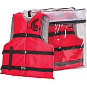 Connelly Adjustable Nylon 4-Pack Life Vests