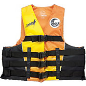 Connelly Men's Promo Four-Belt Nylon Life Vest