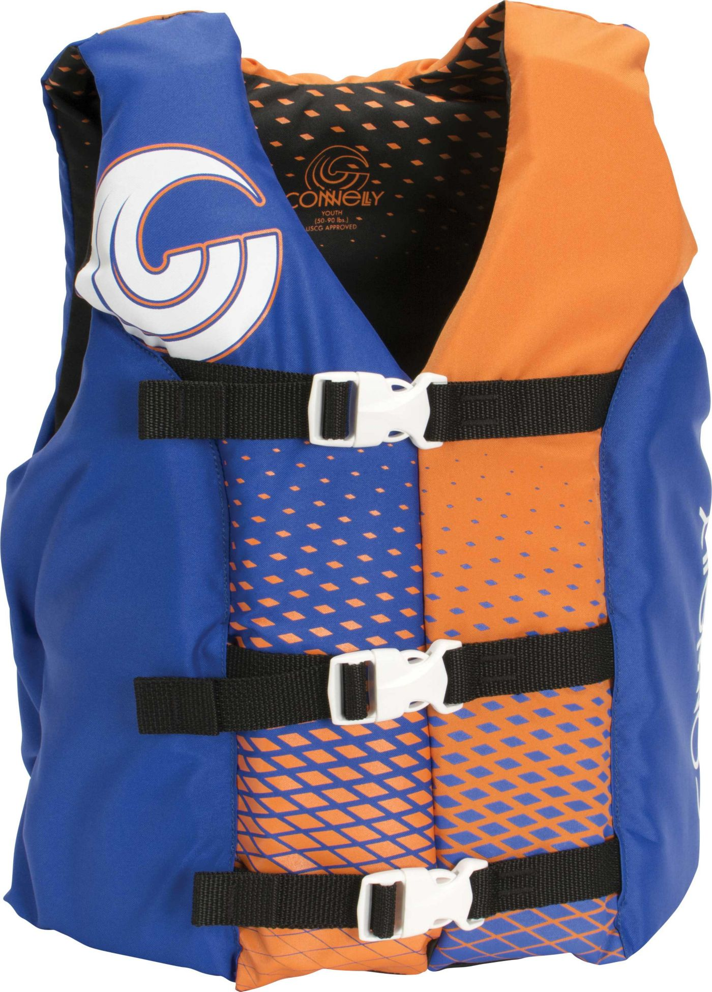 Connelly Youth Hinge Tunnel Nylon Life Vest