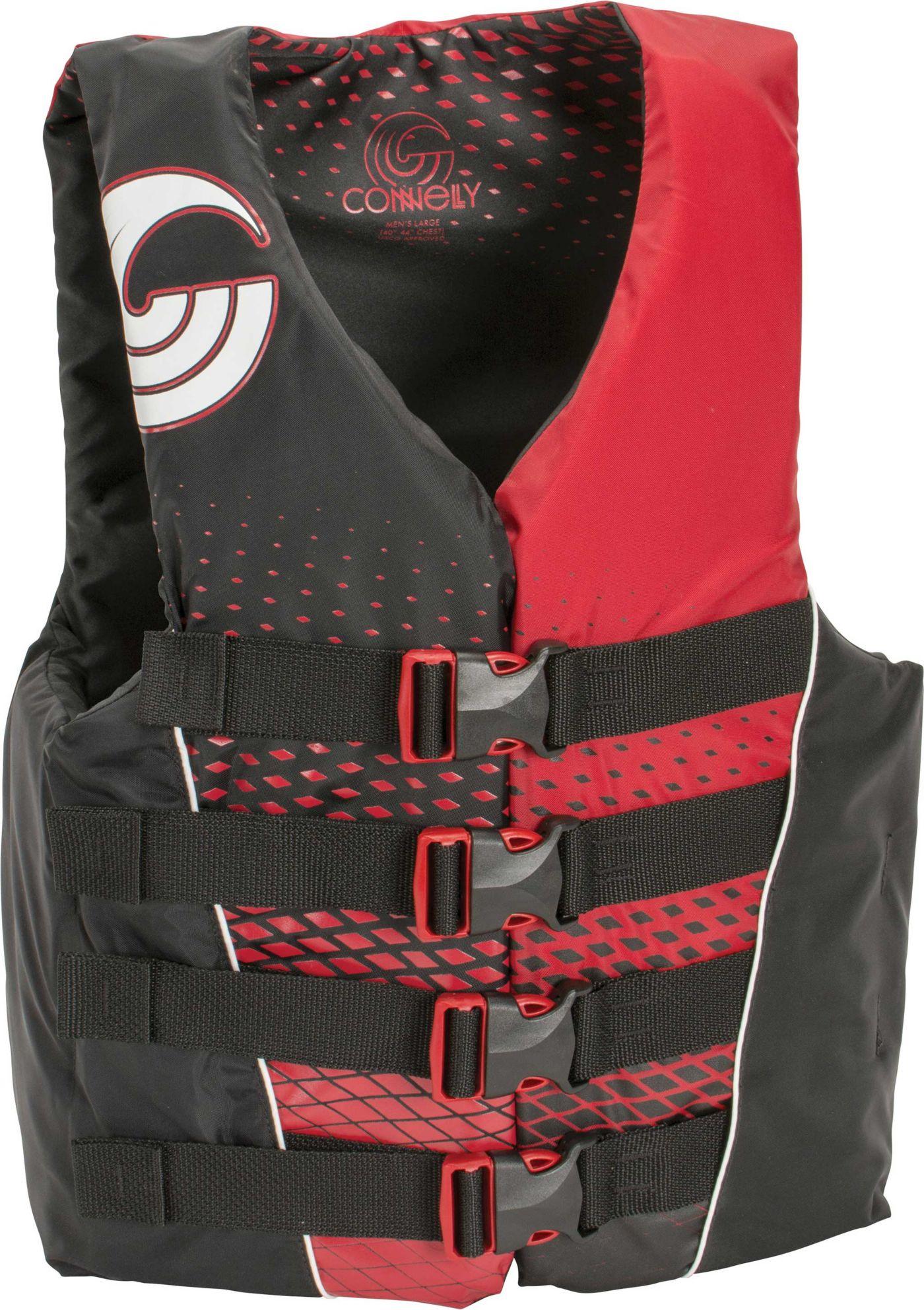 Connelly Men's 4B Tunnel Nylon Life Vest
