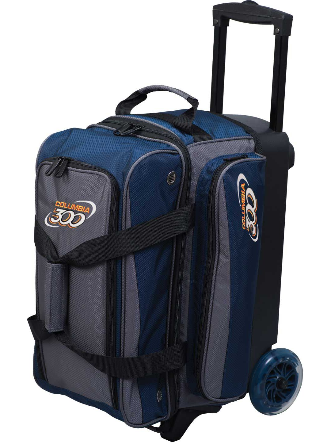 Columbia 300 Icon 2 Ball Roller Bowling Bag