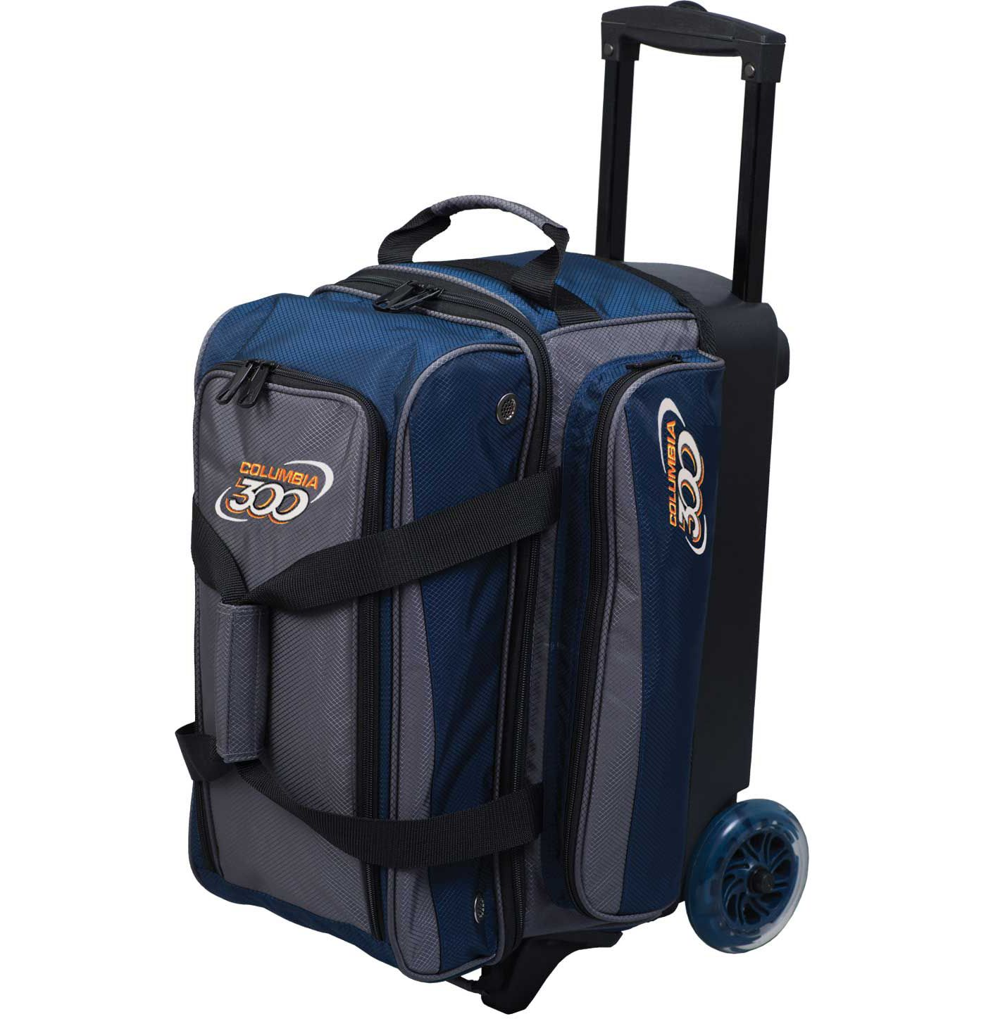 Columbia 300 Icon 2-Ball Roller Bowling Bag