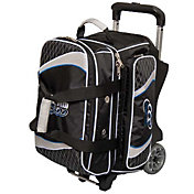 Team Columbia Double Ball Bowling Roller Bag