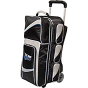 Team Columbia Triple Ball Bowling Roller Bag
