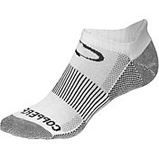 Copper Fit Copper Infused No Show Socks 3 Pack