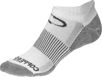 CopperFit Sport No Show Socks - 3 Pack