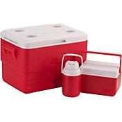 Coleman 36 Quart Cooler Combo Set