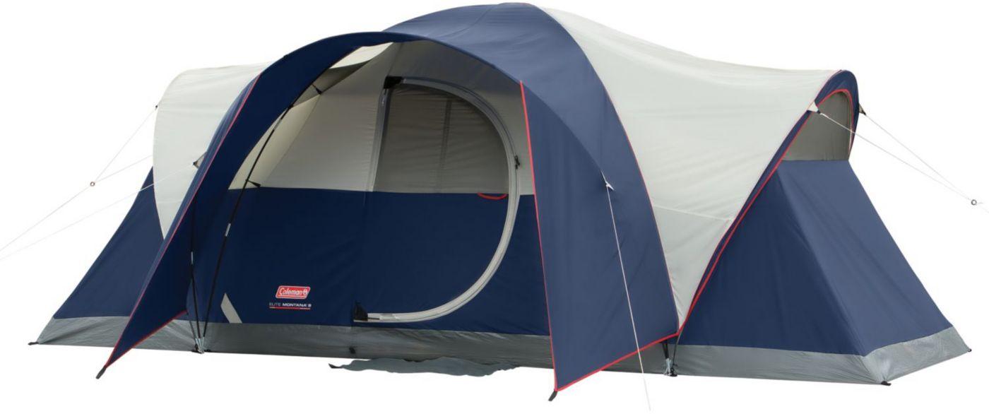 Coleman Elite Montana 8 Person Tent