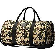 Converse Core Canvas Camo Duffle Bag