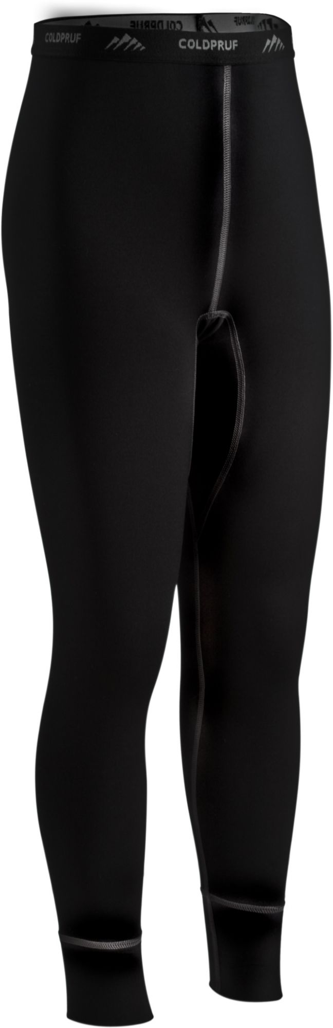 ColdPruf Kids' Quest Performance Base Layer Leggings, Kids Unisex, Size: XS, Black thumbnail