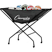 Champion Collapsible Volleyball Cart