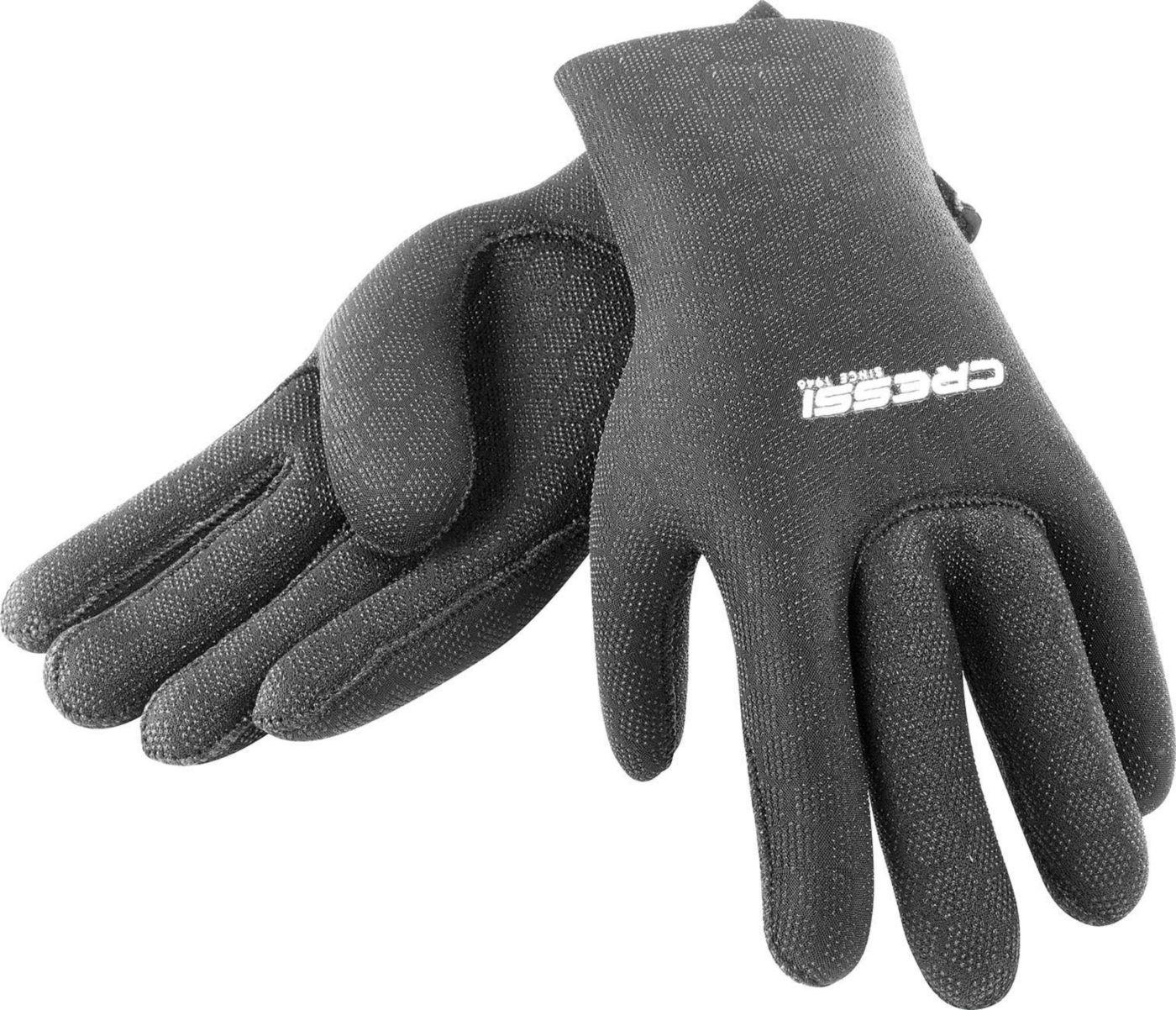 Cressi 5 mm High Stretch Snorkel & Scuba Gloves