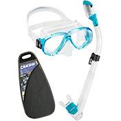 Cressi Perla/Dry Snorkeling Combo