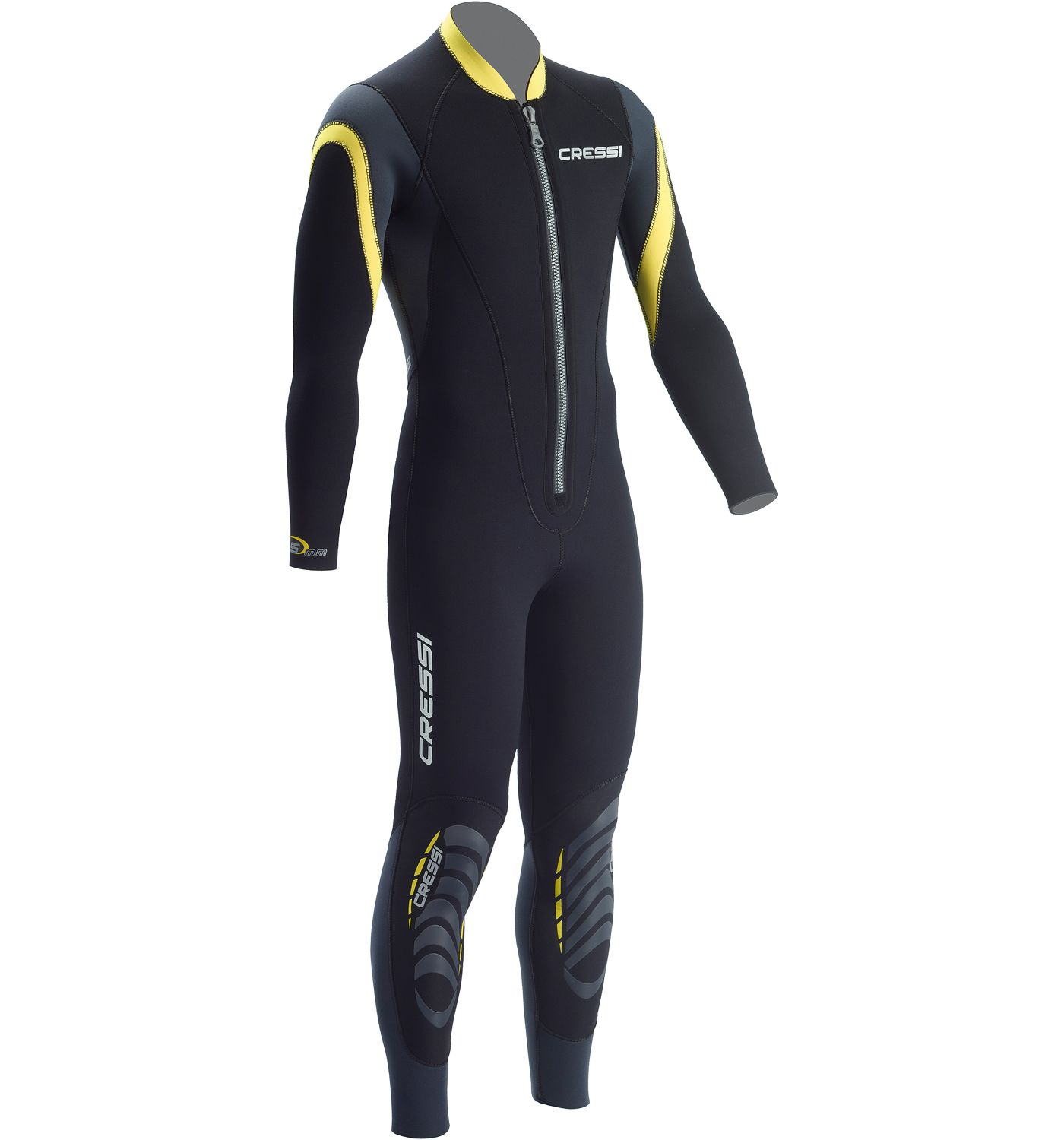 Cressi Men's Bahia 2.5mm Long Sleeve Wetsuit