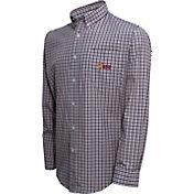Campus Specialties Men's Arizona State Sun Devils Multi-Checkered Woven Long Sleeve Shirt
