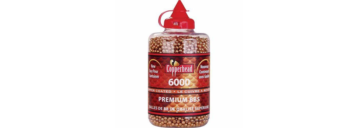 Crosman Copperhead BBs - 6000 Count