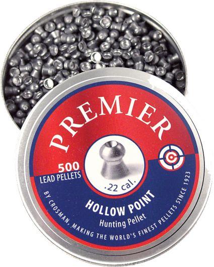 Crosman Hollow Point  22 Caliber Pellets - 500 Count