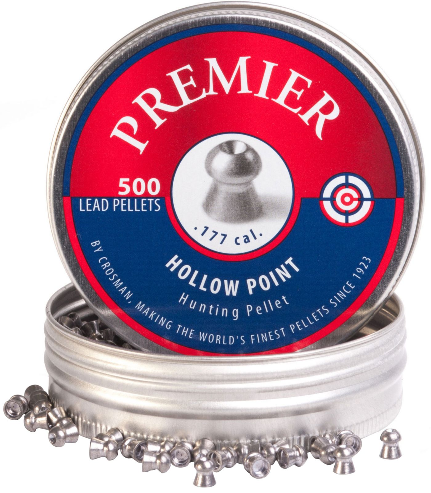 Crosman Premier Hollow Point .177 Caliber Pellets - 500 Count