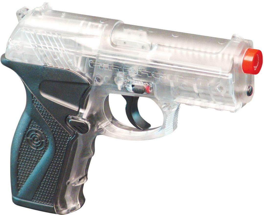 Crosman Air Mag C11 Airsoft Gun - Black/Clear