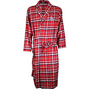 Concepts Sport Men's St. Louis Cardinals Plaid Flannel Robe