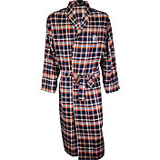 Concepts Sport Men's Detroit Tigers Plaid Flannel Robe