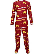 Concepts Sport Men's Minnesota Golden Gophers Maroon Union Suit