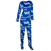 Concepts Sport Women's Kentucky Wildcats Blue Union Suit