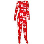 Concepts Sport Women's Nebraska Cornhuskers Scarlet Union Suit