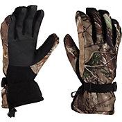 Carhartt Men's Gauntlet Camo Insulated Gloves