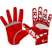 Cutters Adult Rev Pro 3D 2.0 Solid Receiver Gloves