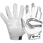 Cutters Adult Rev Pro Metallic Receiver Gloves