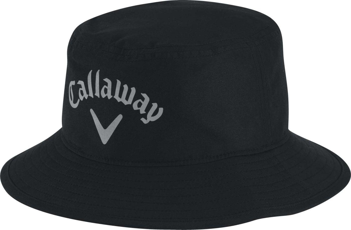 Callaway Men's Aqua Dry Golf Bucket Hat