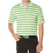 Callaway Men's Stripe Golf Polo