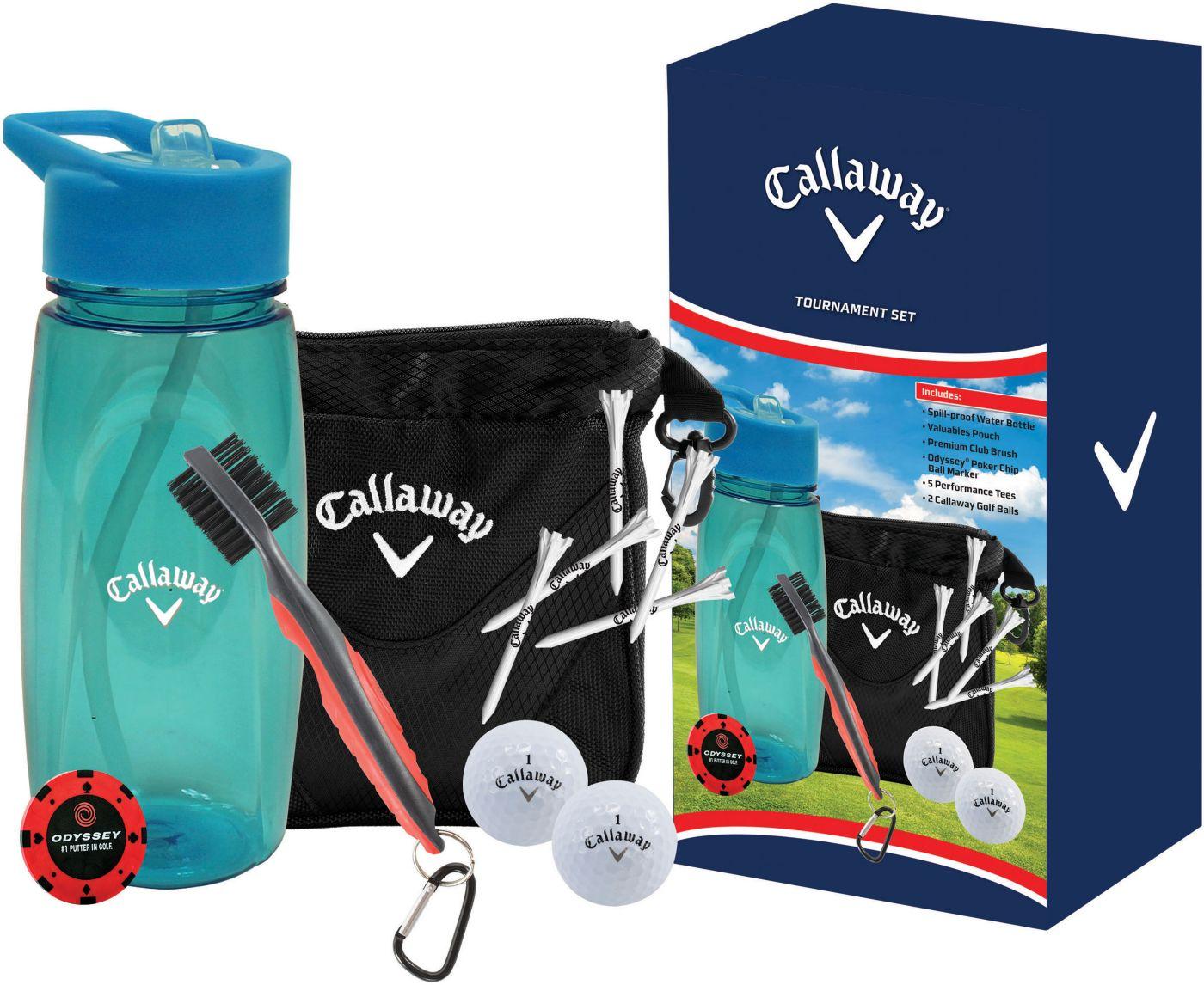 Callaway Tournament Golf Gift Set