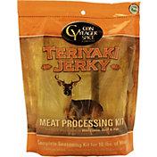 Con Yeager Spice Company Teriyaki Jerky Kit