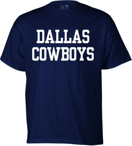 3a4fe32e8 Dallas Cowboys Merchandising Men s Navy Coaches T-Shirt. noImageFound