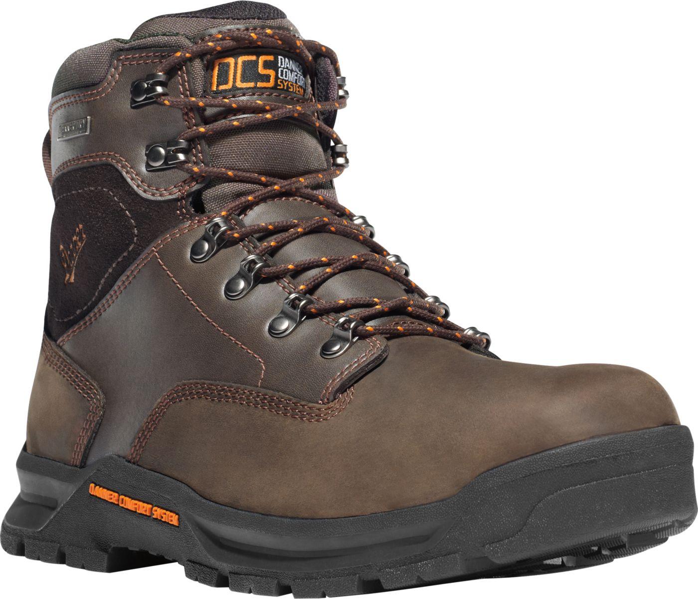 Danner Men's Crafter 6'' Waterproof Composite Toe Work Boots