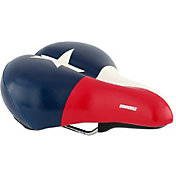 Diamondback Texas State Flag Pillow Top Bike Seat