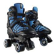 DBX Boys' Express Adjustable Roller Skate Package