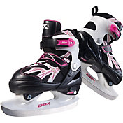 DBX Girls' Adjustable Skates