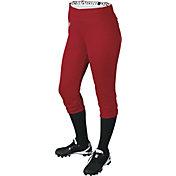 DeMarini Women's Sleek Pull-Up Softball Pants