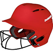 DeMarini Youth Paradox Fastpitch Batting Helmet w/ Mask
