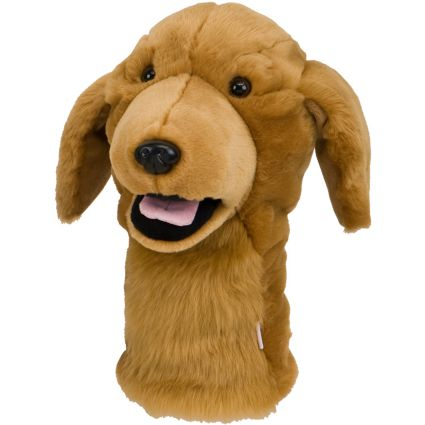Daphne's Headcovers Golden Retriever Headcover